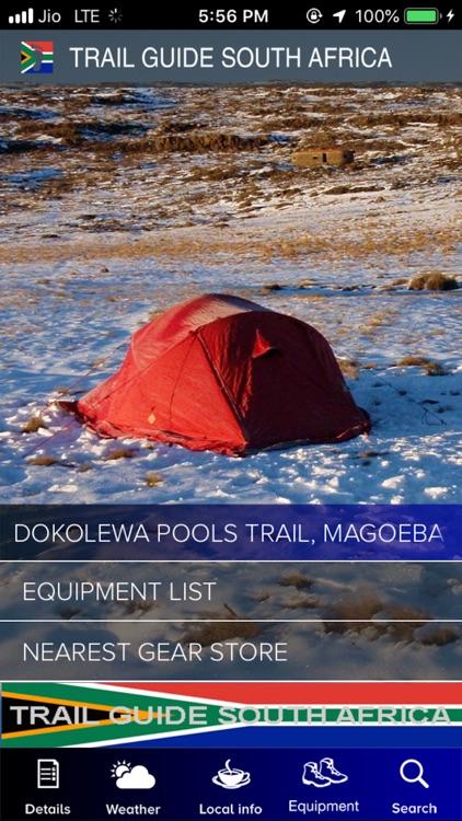 Trail Guide South Africa screenshot-3