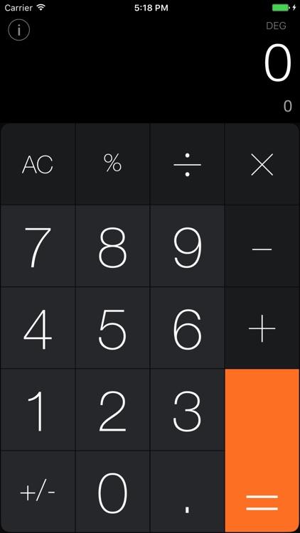 Calculator iRocks