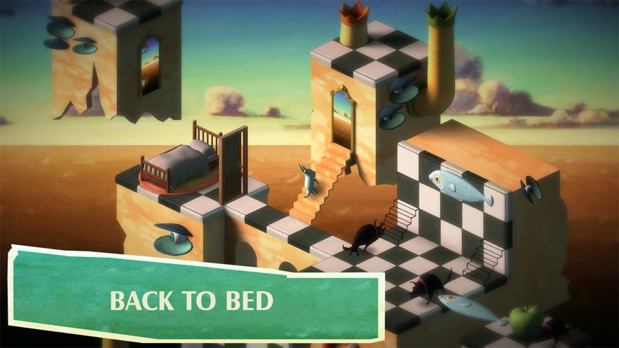 Back to Bed App 截图