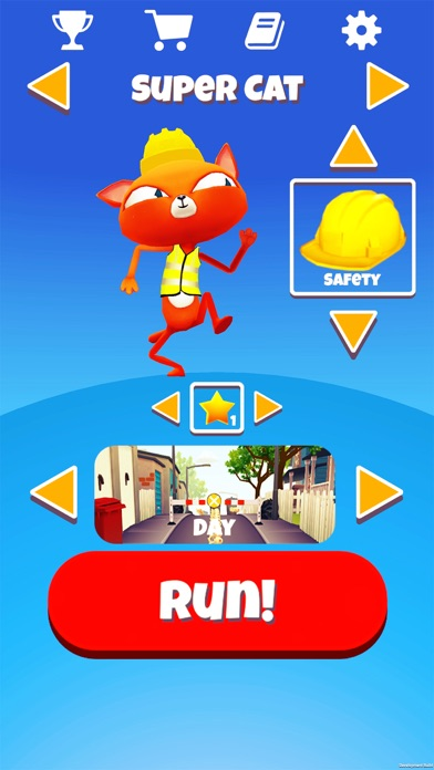 Super Surfers Pets: Run game screenshot one