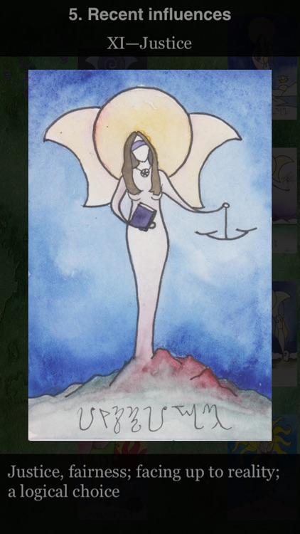 Witches Arcana II Tarot screenshot-3