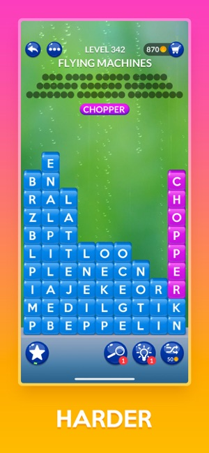 Word Stacks on the App Store