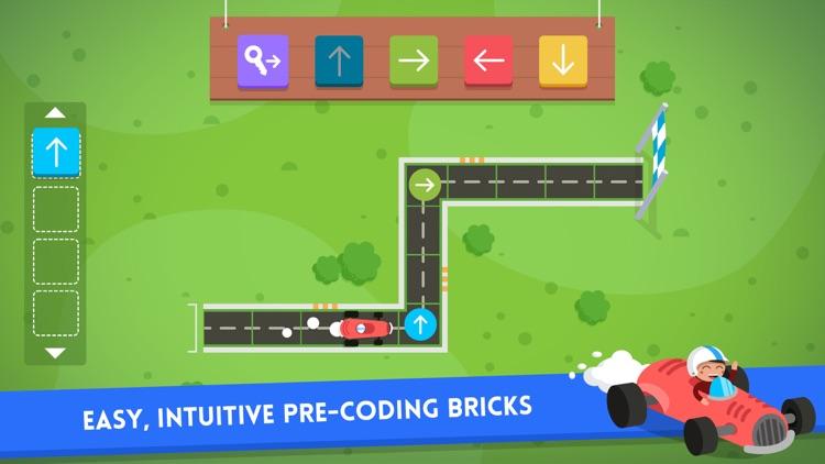 Code Karts - Pre-coding logic screenshot-0
