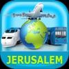 Jerusalem Israel Tourist Place