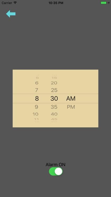 Light Awake Alarm Clock