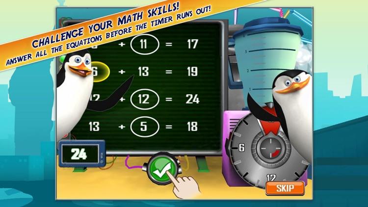 Madagascar Math Ops screenshot-4