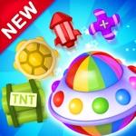 Hack Toy Party: Match 3 Hexa Blast!