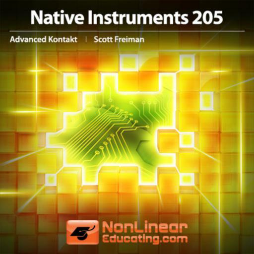 Advanced 205 for NI Kontakt 4