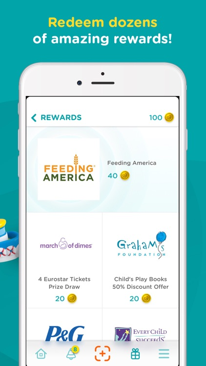 Pampers Rewards: Parents App screenshot-4