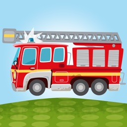 Little Fire Station - Fire Engine & Firefighters