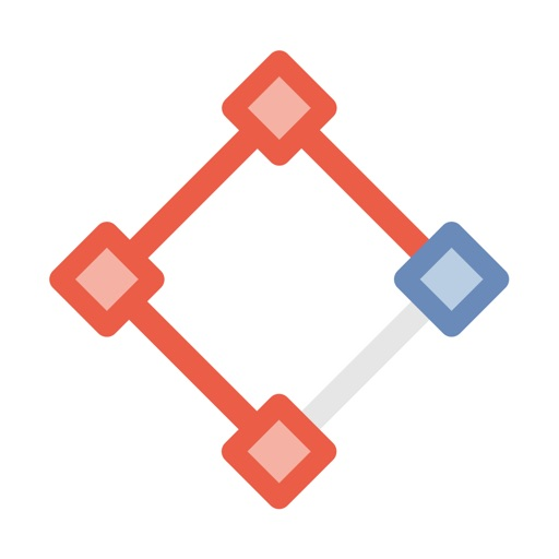 Draw One Line - Puzzle Game iOS App