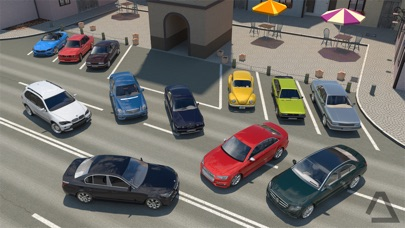 Screenshot for Driving Zone: Germany Pro in Turkey App Store