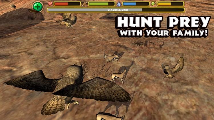 Owl Simulator screenshot-3