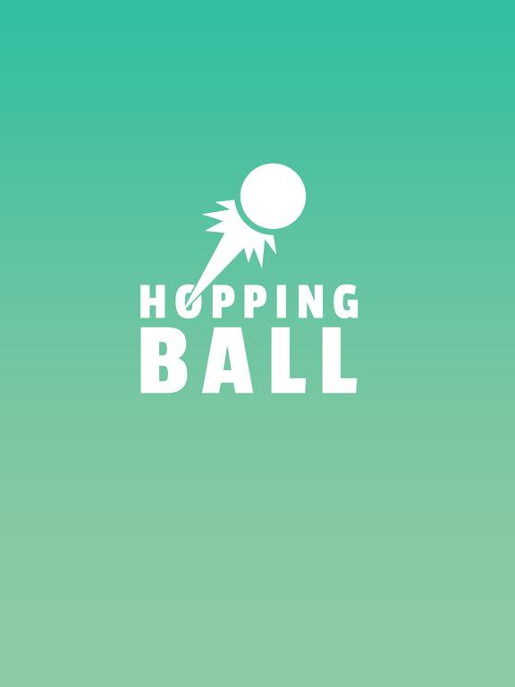 Hopping Ball - cool games ! screenshot 10