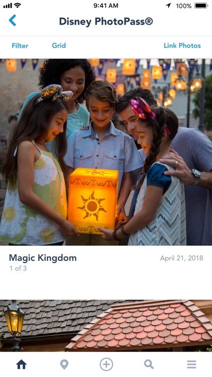 My Disney Experience screenshot-3