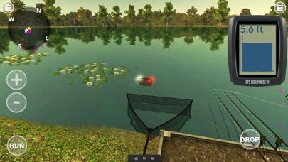 Screenshot for Carp Fishing Simulator in United Kingdom App Store