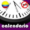 Calendario 2019 Colombia NoAds