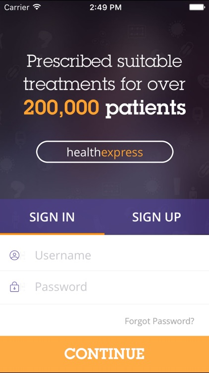 HealthExpress screenshot-0