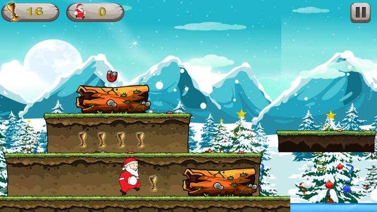 Santa Claus Snow Treasure Hunt