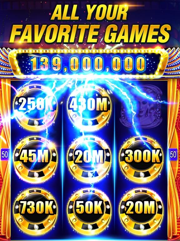 Slotomania™ Vegas Casino Slots iPad