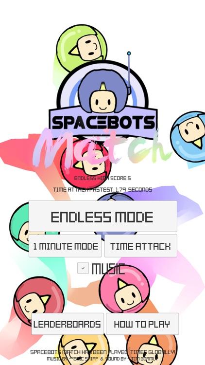 SpaceBots Match