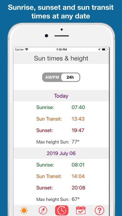 Sun Position Viewerのおすすめ画像6