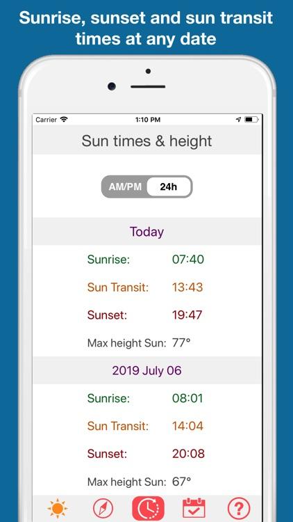 Sun Position Viewer screenshot-5