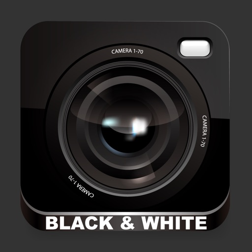 BW Camera - black & white Pro iOS App