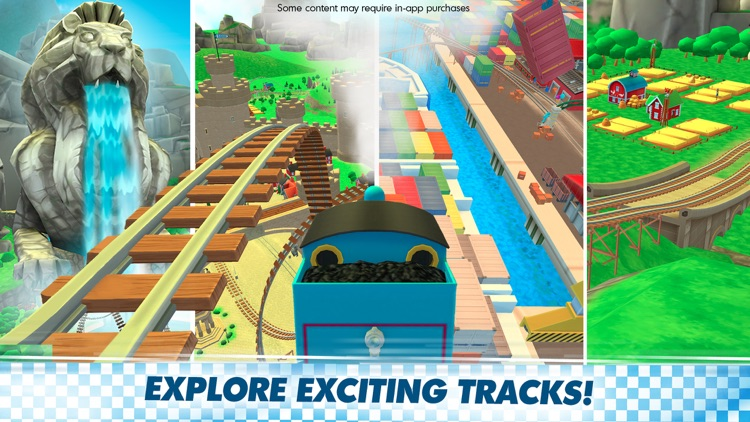 Thomas & Friends: Go Go Thomas screenshot-4