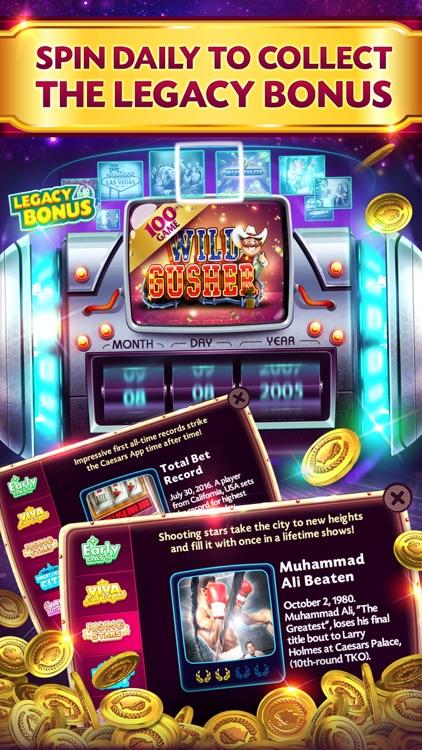 Caesars Casino Official Slots screenshot-4