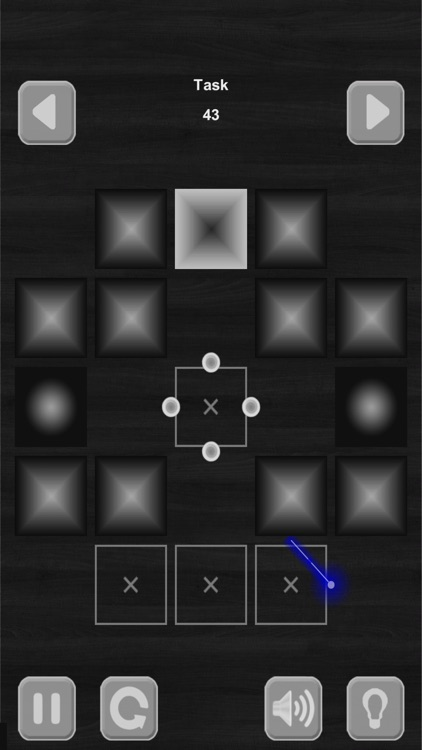 Lazers Puzzle. Colored rays screenshot-4