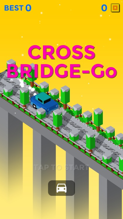 Cross Bridge-go