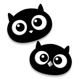 Cute Owl Faces