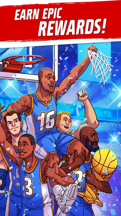 Rival Stars Basketball screenshot-4