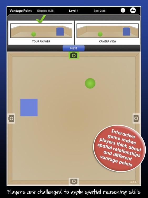 P.O.V.  Spatial Reasoning Game screenshot-2