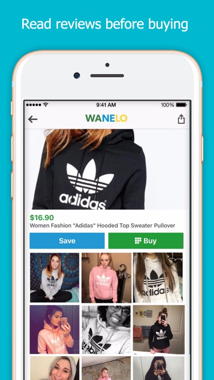 Wanelo - Fashion & Beauty screenshot-3