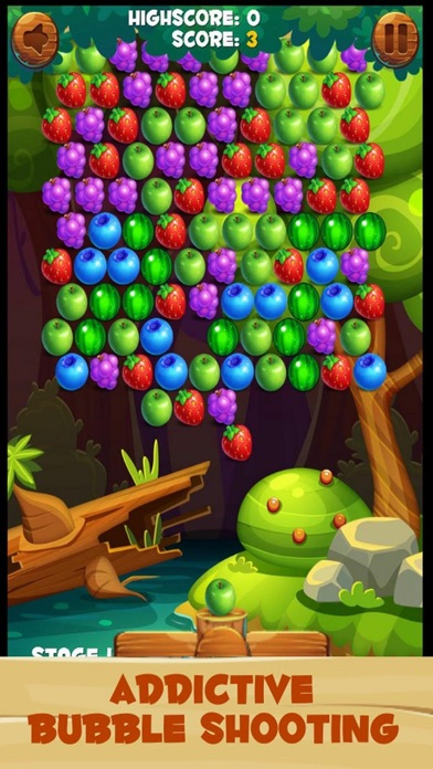 Funny Bubble Garden 2 screenshot 3
