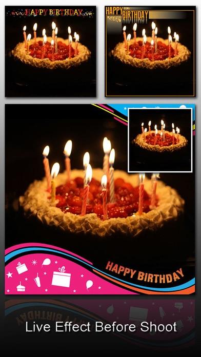 Birthday Frame Greetingsのおすすめ画像3