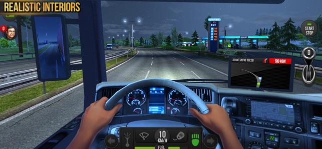 Truck Simulator 2018 Europe On The App Store