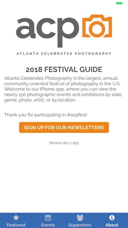 Atlanta Celebrates Photography screenshot-3
