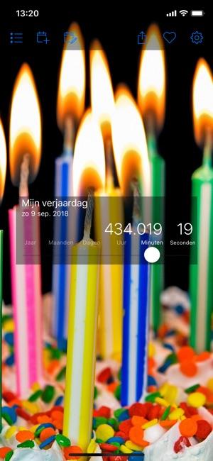 Countdown Star In De App Store