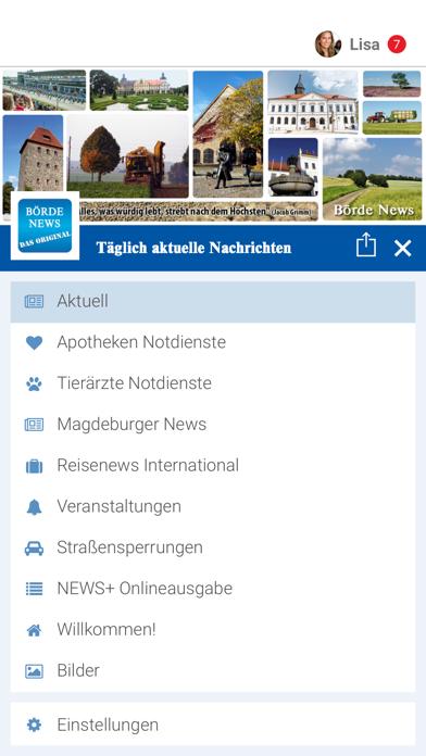 Börde News screenshot two