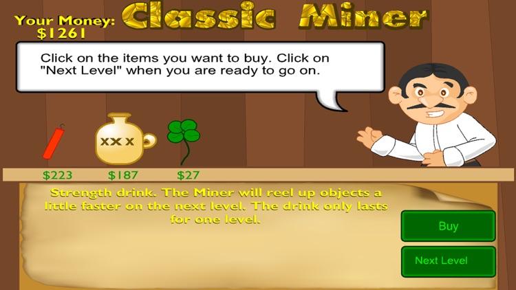 Classic Miner screenshot-4