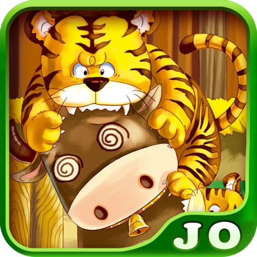 Two Tigers with One Stab iOS App