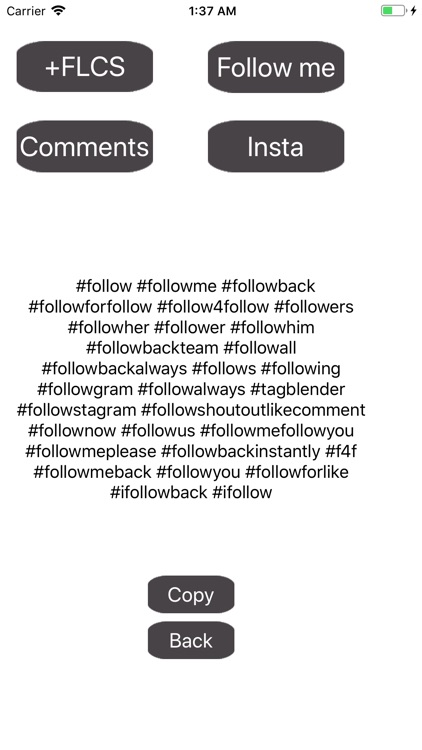 HashTags for Instagram - Top