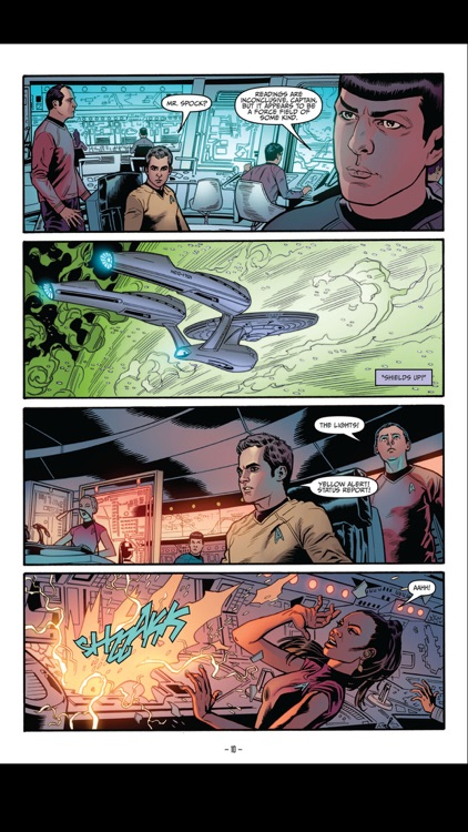 Star Trek Comics screenshot-4