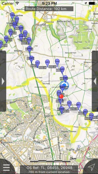 The Chilterns Maps Offline
