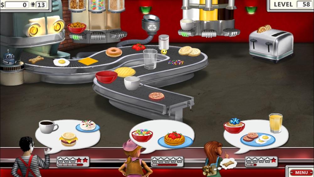 Burger Shop 2 hack tool