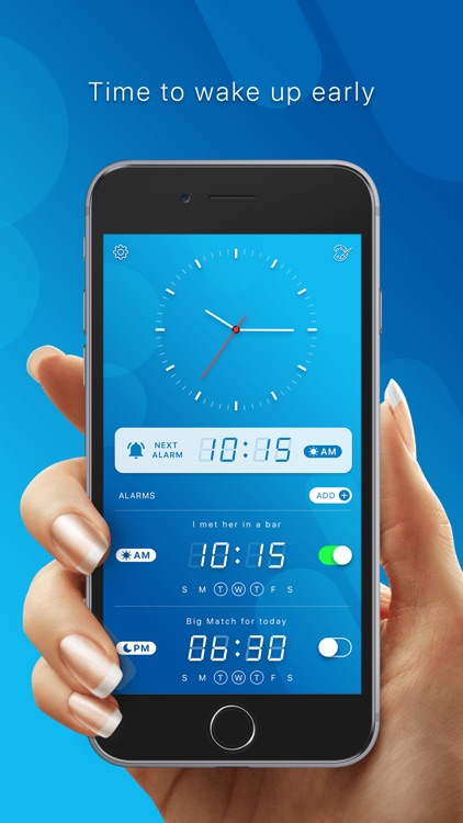 Alarm clock - Smart challenges