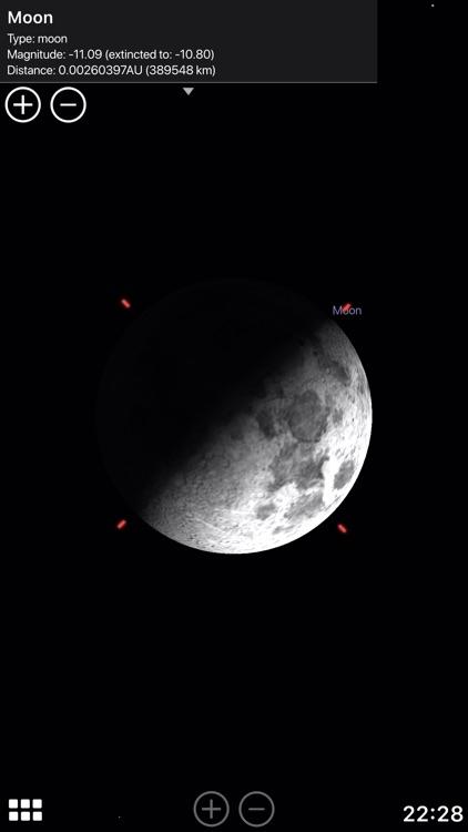 Stellarium Mobile Sky Map screenshot-4